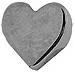 Heart - Silver Charm